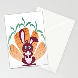 rabbit! Stationery Cards