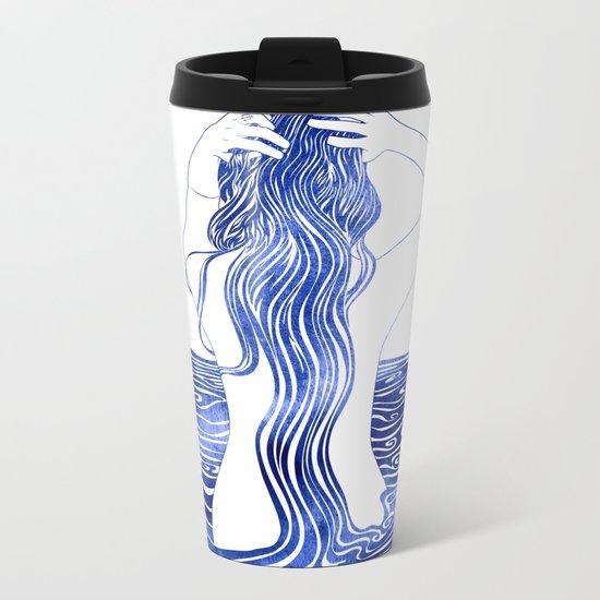 Nereid XI Metal Travel Mug