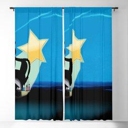 Jesus Blackout Curtain
