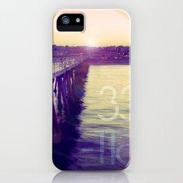 Hermosa Beach, California iPhone Case