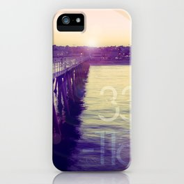 Hermosa Beach, California iPhone Case