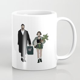 Leon and Mathilda Coffee Mug