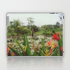 Ubud Garden Laptop & iPad Skin