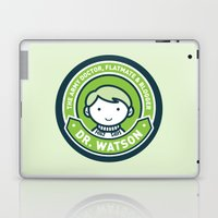 Cute John Watson - Green Laptop & iPad Skin