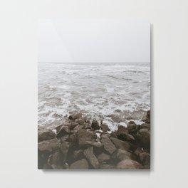 Winter sea 1 Metal Print