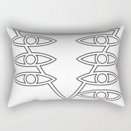 Evangelion Lilith Rectangular Pillow