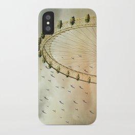 Fantasize iPhone Case