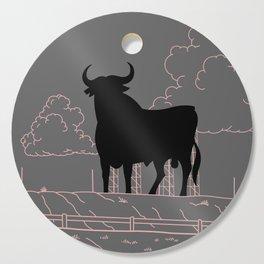 El Toro Cutting Board