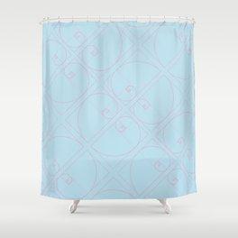 Golden Ratio (part I) Shower Curtain