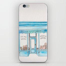 Vesuvio Bakery iPhone Skin
