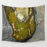 rocky Wall Tapestries featuring Rocky by CrismanArt