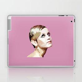 Geometric Twiggy Laptop & iPad Skin