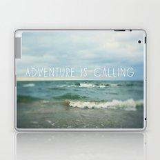 Adventure is Calling - Waves Laptop & iPad Skin