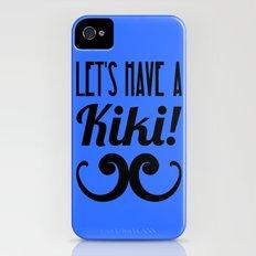 Let's Have A Kiki! Slim Case iPhone (4, 4s)