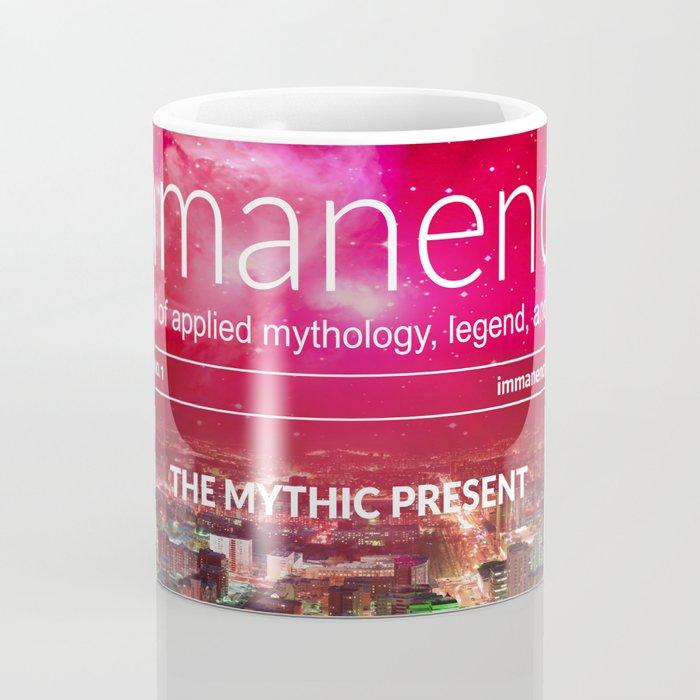 Immanence Journal Mug Coffee Mug