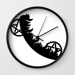 Supernatural - Highway to Hell (Light Colors) Wall Clock