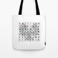 warhammer Tote Bags featuring Cypher, Warhammer 40K by ZsaMo Design