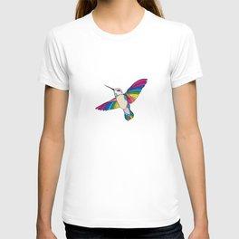 Colorful Humming T-shirt