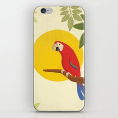 Macaw iPhone & iPod Skin