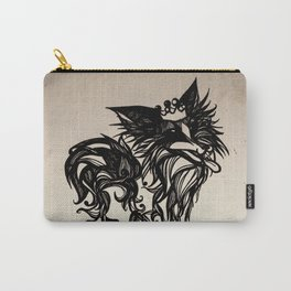 Love Me/Love my Dog Carry-All Pouch