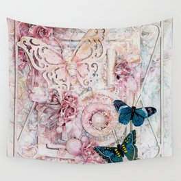 What Dreams May Come No. 2 by Kathy Morton Stanion Wall Tapestry