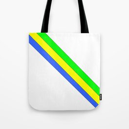 flag of gabon -gabon,gabonais,gabonaise,Gabonese,gabones,libreville. Tote Bag