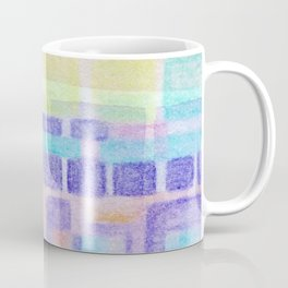 Watercolor pastels Coffee Mug