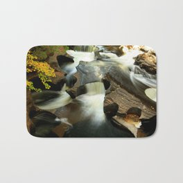 Fall from the Bridge Bath Mat