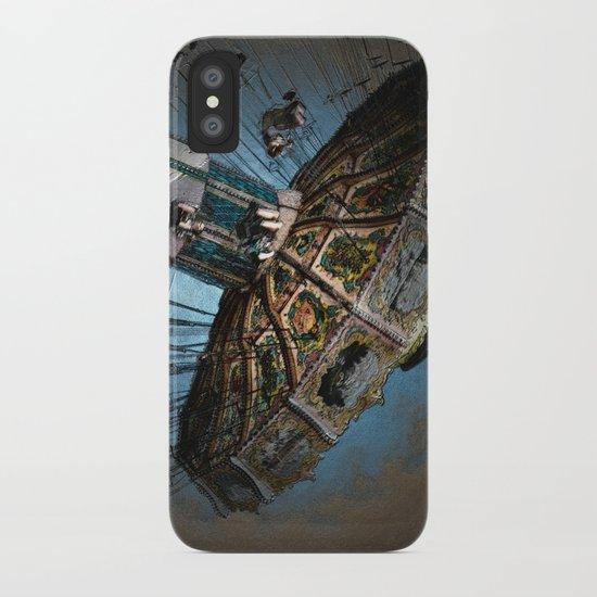 Swinging High iPhone Case