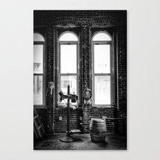 Mash and Barrel Canvas Print