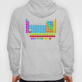 Periodic Table Mendeleev Hoody