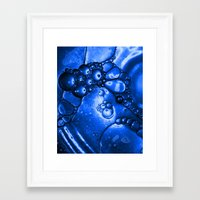 titan Framed Art Prints featuring Titan by Brian Raggatt