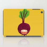 drum iPad Cases featuring Beet's drum beat by Picomodi