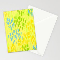 Picnic Pals paint in citrus Stationery Cards