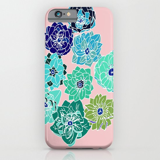 hellebore iPhone & iPod Case