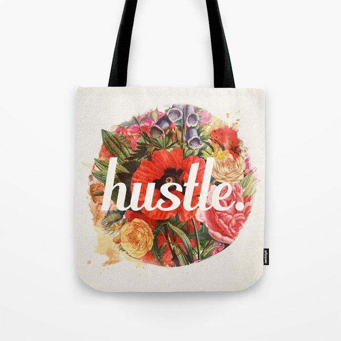 hustle. Tote Bag