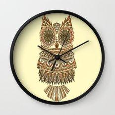 aztec owl  , aztec owl  games, Wall Clock