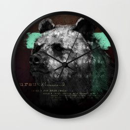 URSUS Wall Clock
