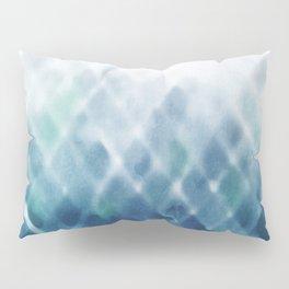Diamond Fade in Blue Pillow Sham