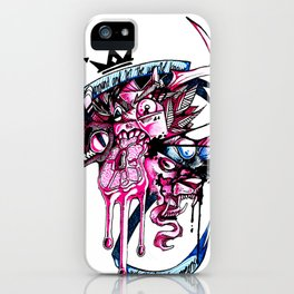 MYOGLOBIN iPhone Case