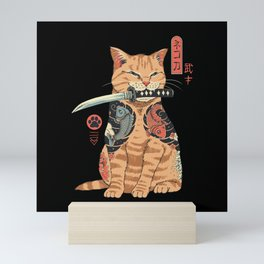 Catana Mini Art Print