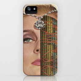 Stepford Priestess iPhone Case