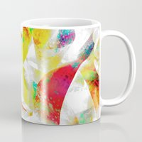 silver Mugs featuring Silver by Yilan