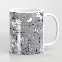 Flower garden 003 Coffee Mug