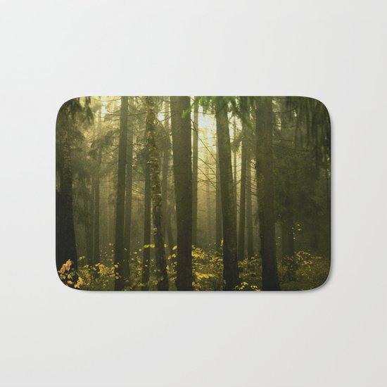 Forest#5 Bath Mat