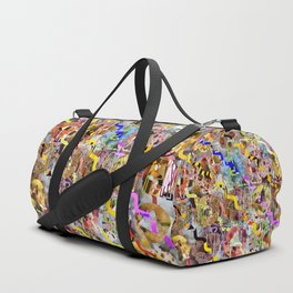 WHAT'S UP 05 Duffle Bag