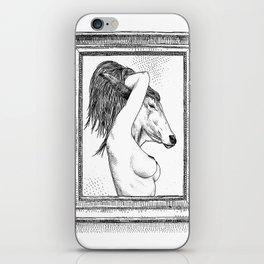 asc 429 - Le culte des ancêtres (Ancestor worship) iPhone Skin