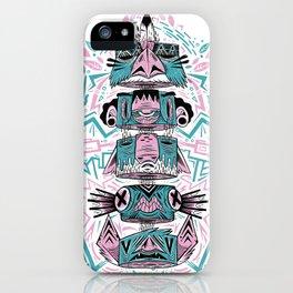 Toto-Tem iPhone Case