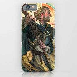 The Redeemer - Anders iPhone Case