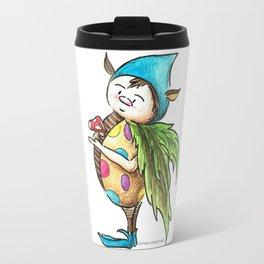 """""""I love my Mushroom!"""" Travel Mug"""